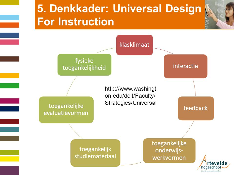 5. Denkkader: Universal Design For Instruction
