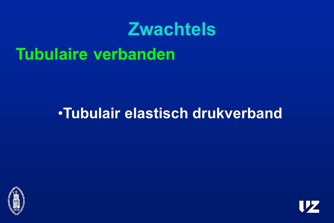 Zwachtels Tubulaire verbanden Tubulair elastisch drukverband