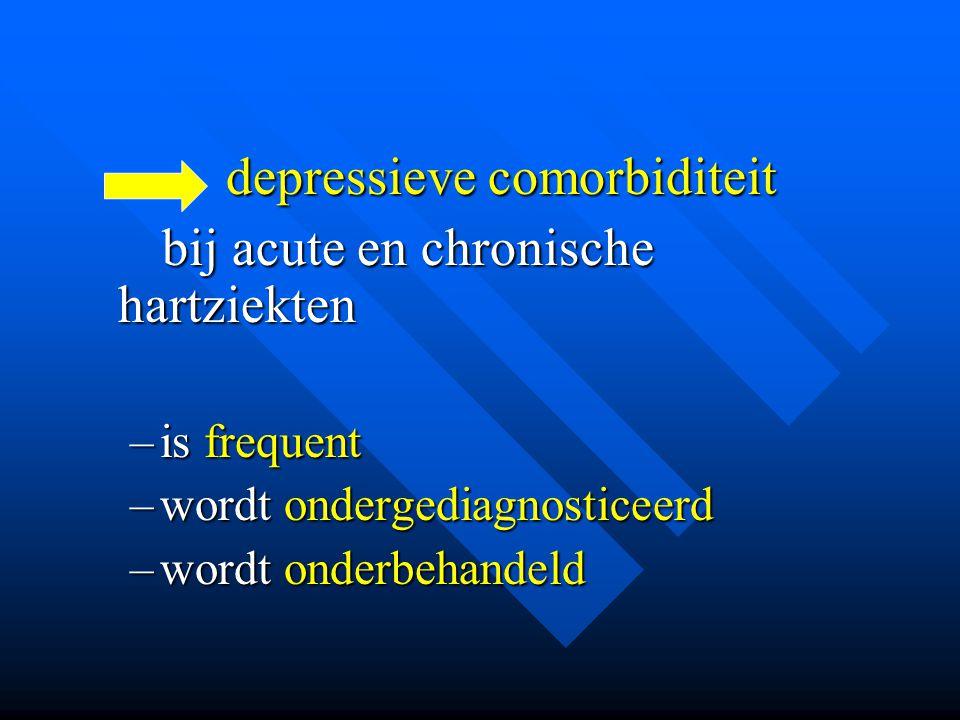 bij acute en chronische hartziekten