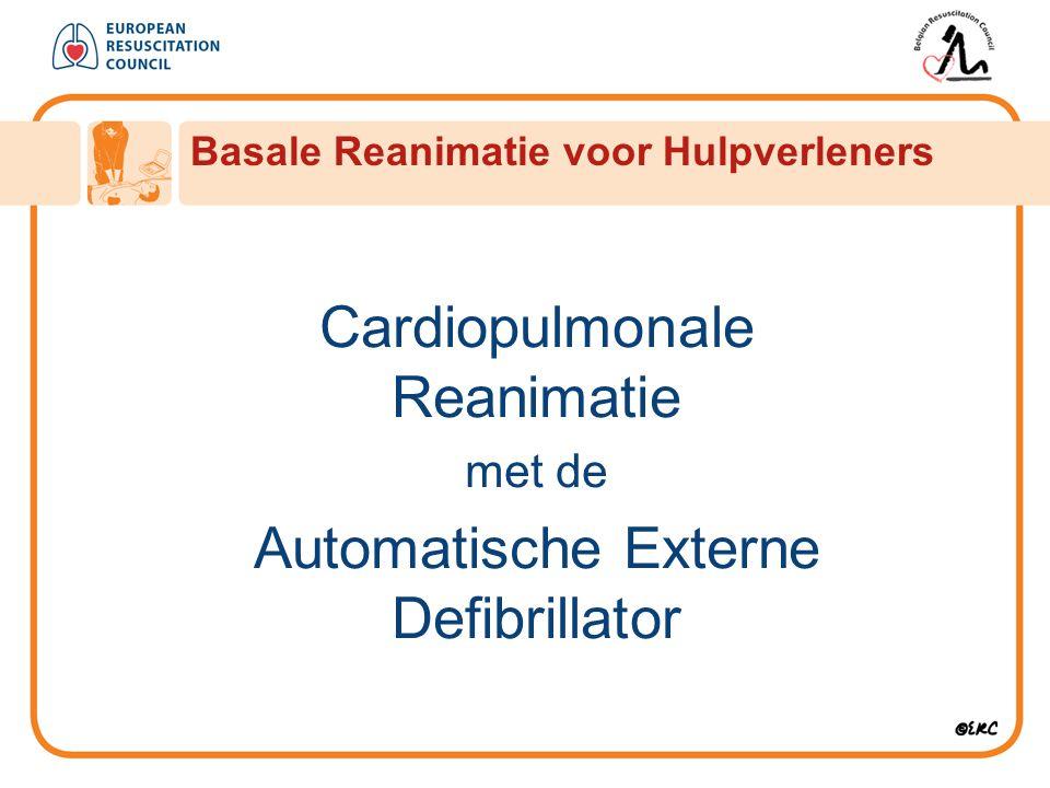 Cardiopulmonale Reanimatie