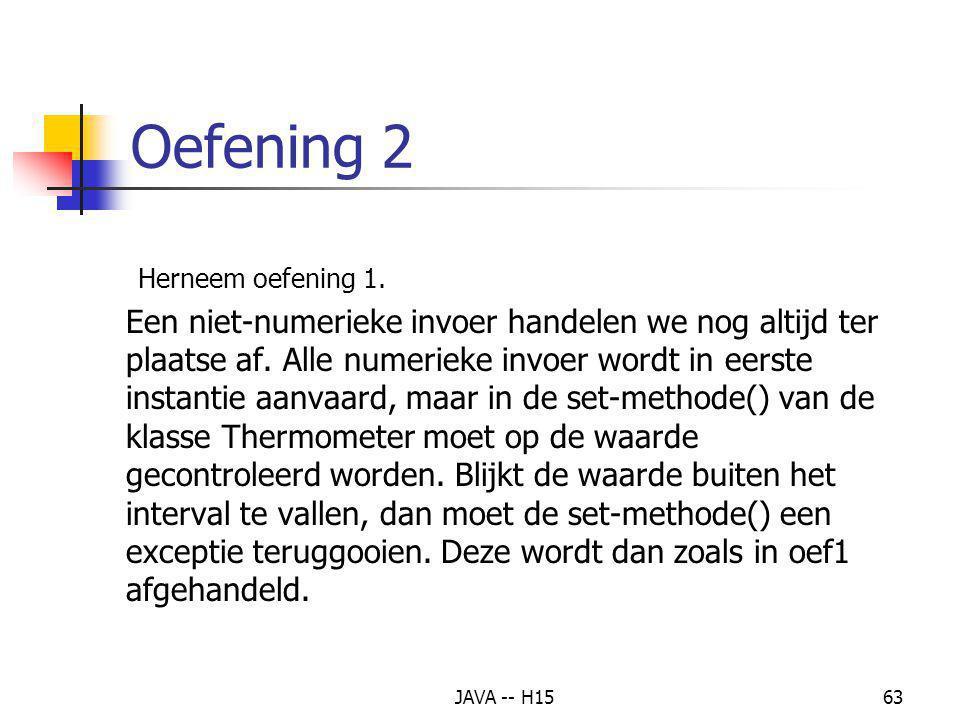 Oefening 2 Herneem oefening 1.