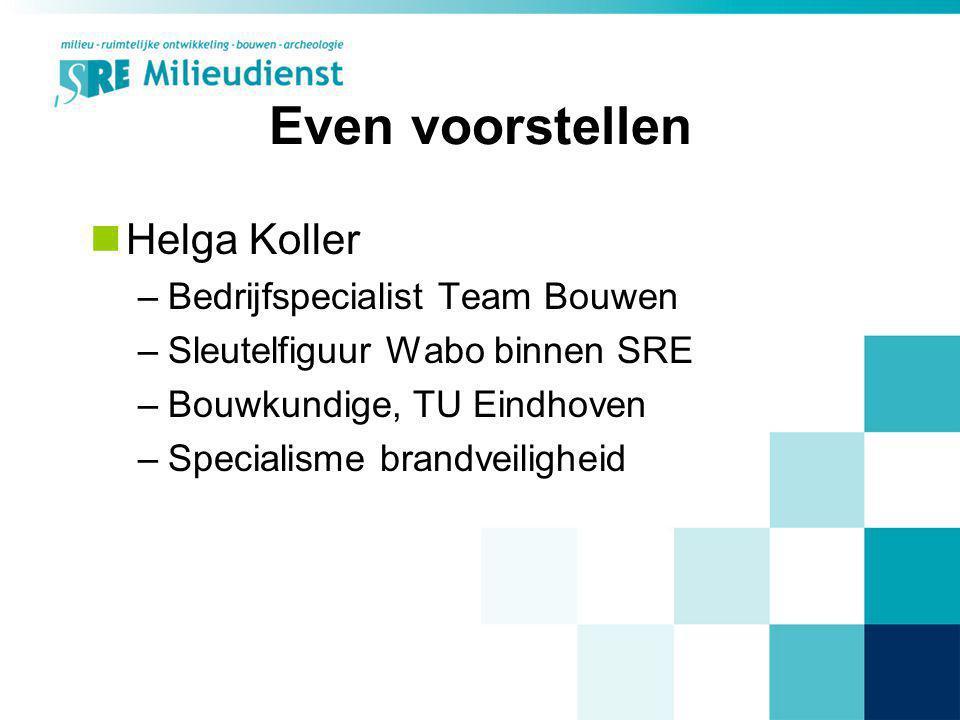 Even voorstellen Helga Koller Bedrijfspecialist Team Bouwen