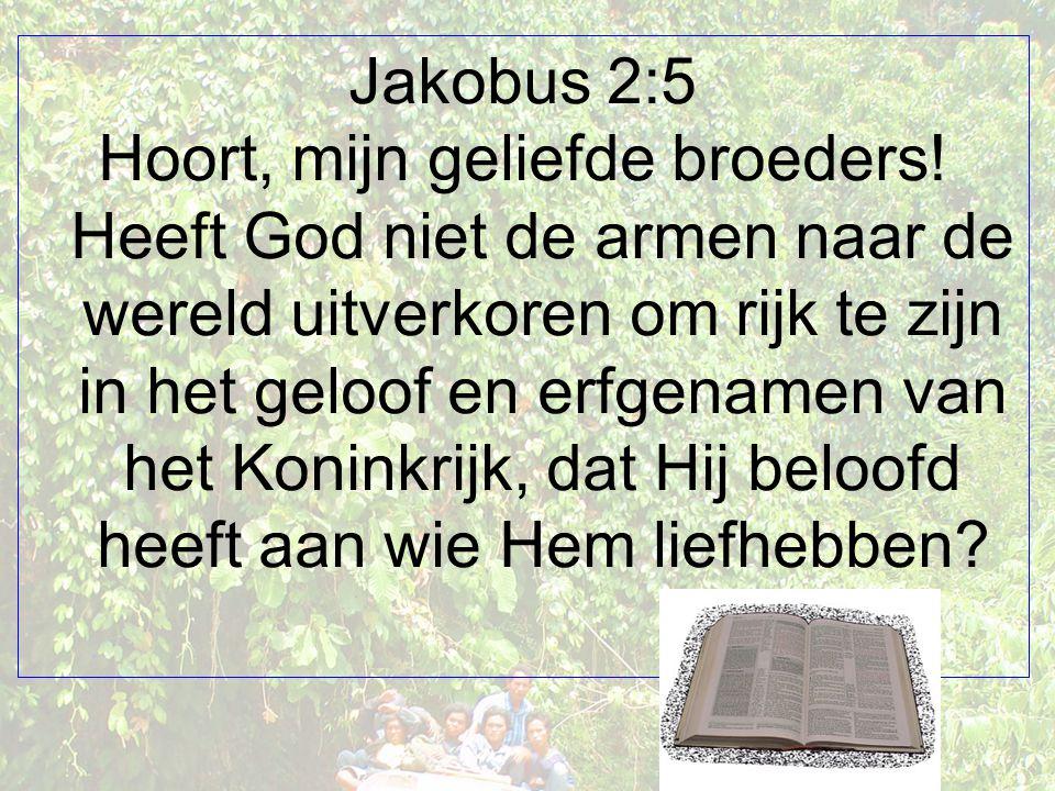 Jakobus 2:5