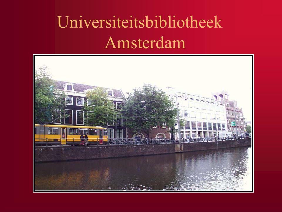 Universiteitsbibliotheek Amsterdam