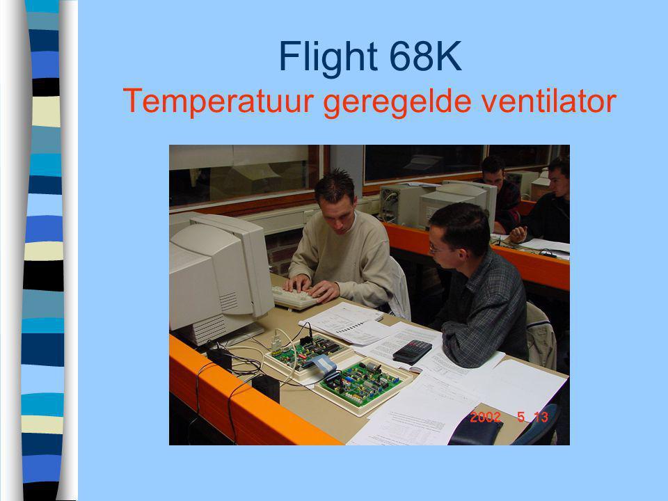 Flight 68K Temperatuur geregelde ventilator