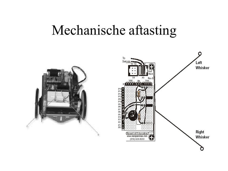 Mechanische aftasting