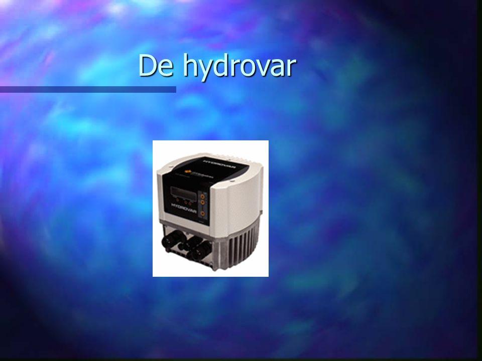 De hydrovar