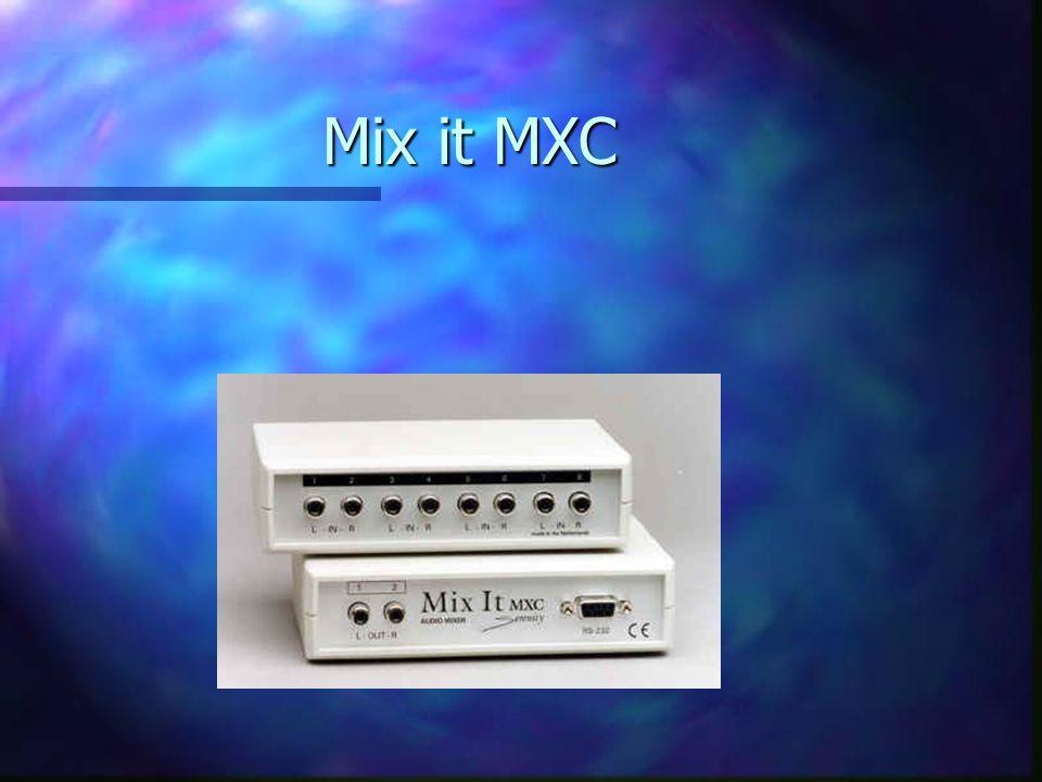 Mix it MXC