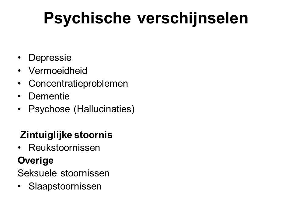 Psychische verschijnselen