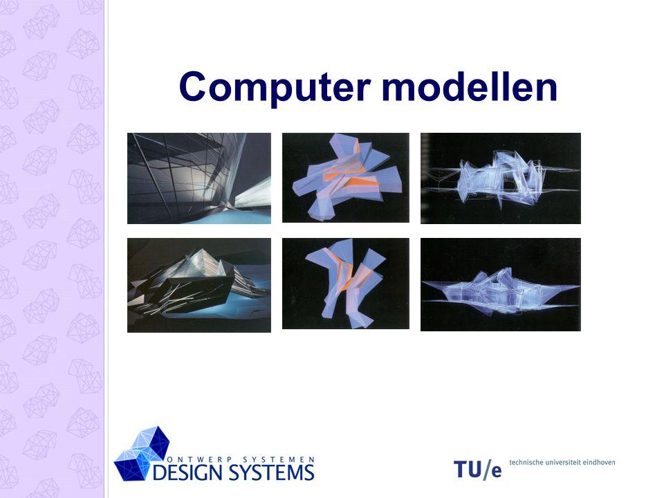 Computer modellen