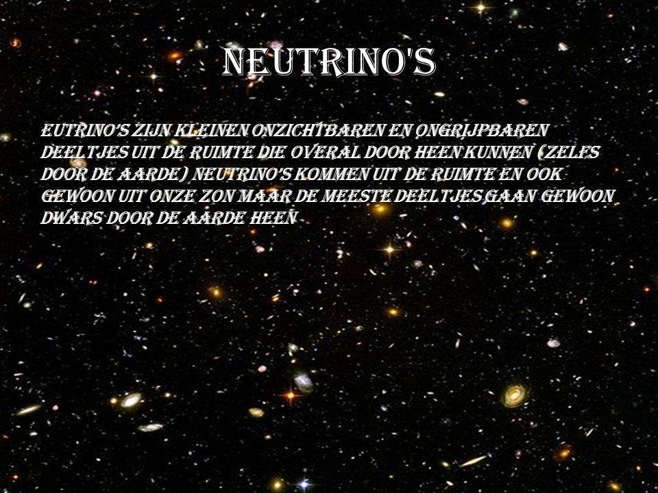 Neutrino s