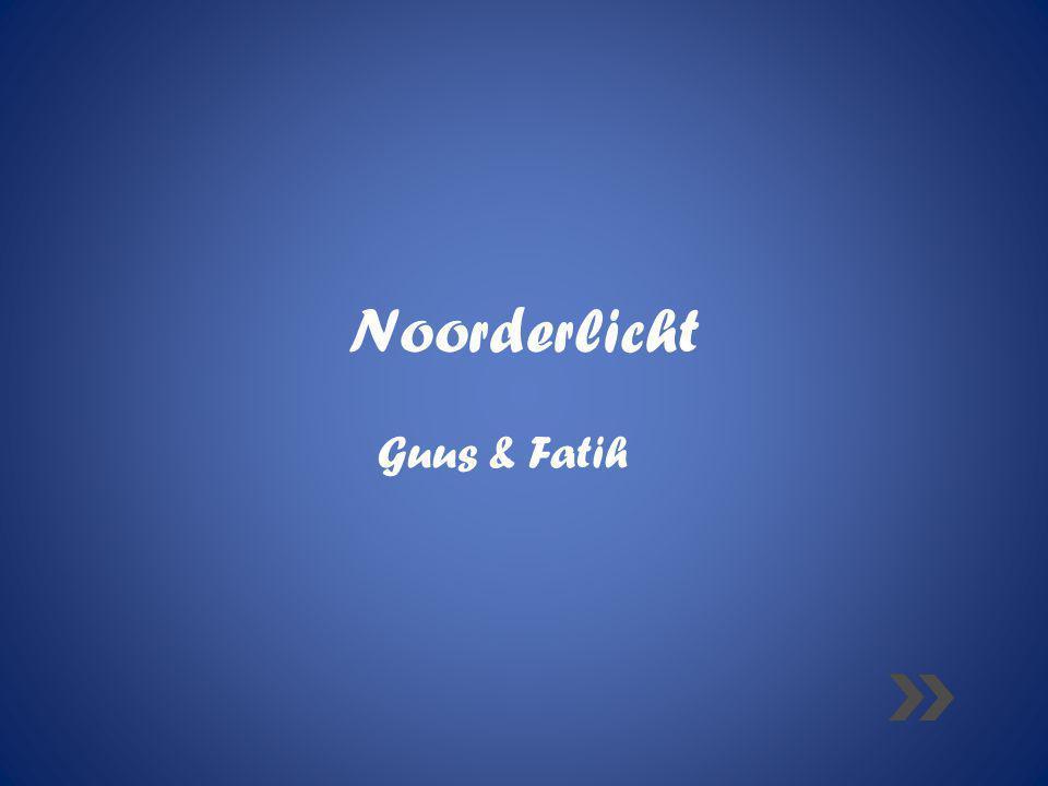 Noorderlicht Guus & Fatih