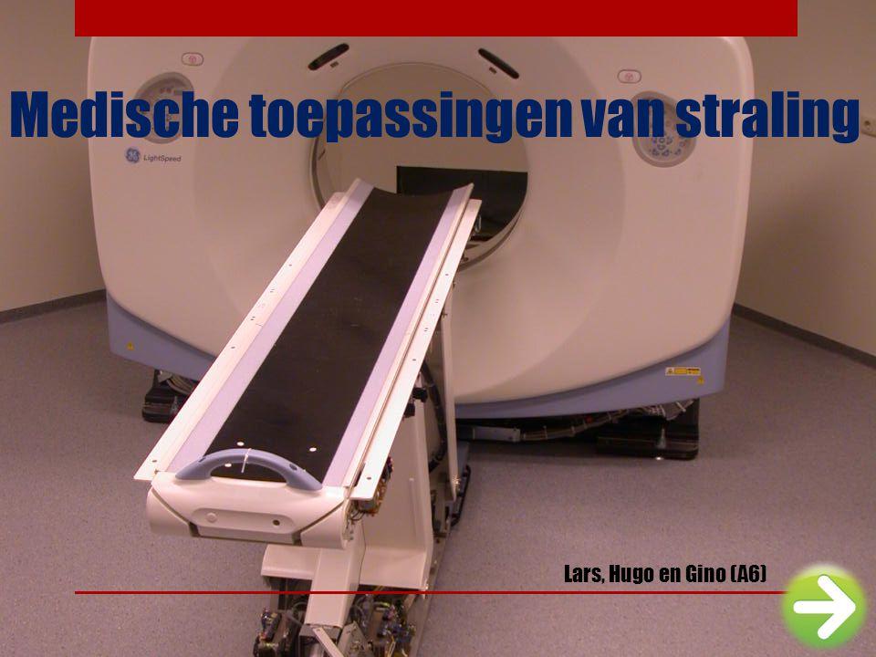 Medische toepassingen van straling