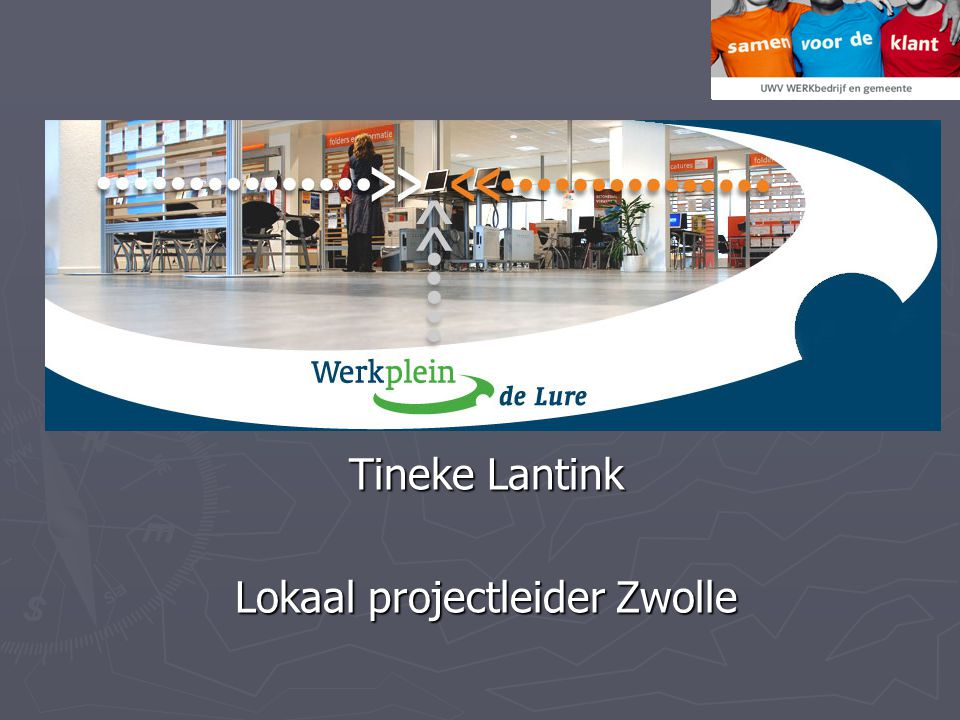 Tineke Lantink Lokaal projectleider Zwolle