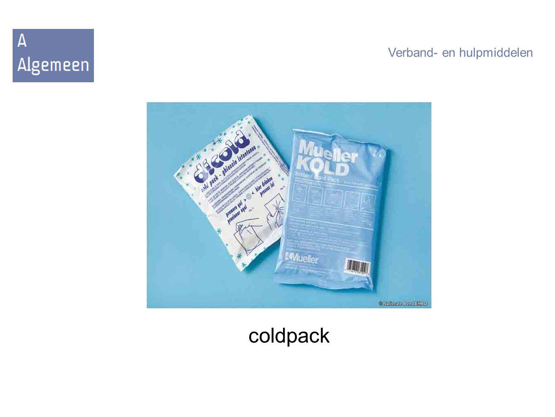 Verband- en hulpmiddelen