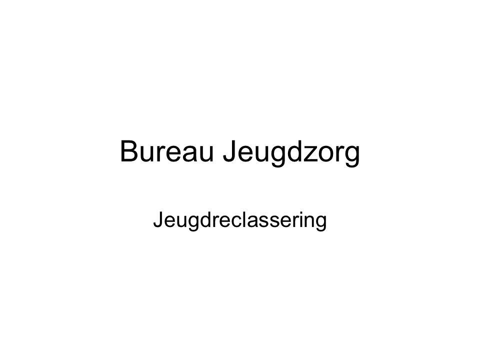 Bureau Jeugdzorg Jeugdreclassering