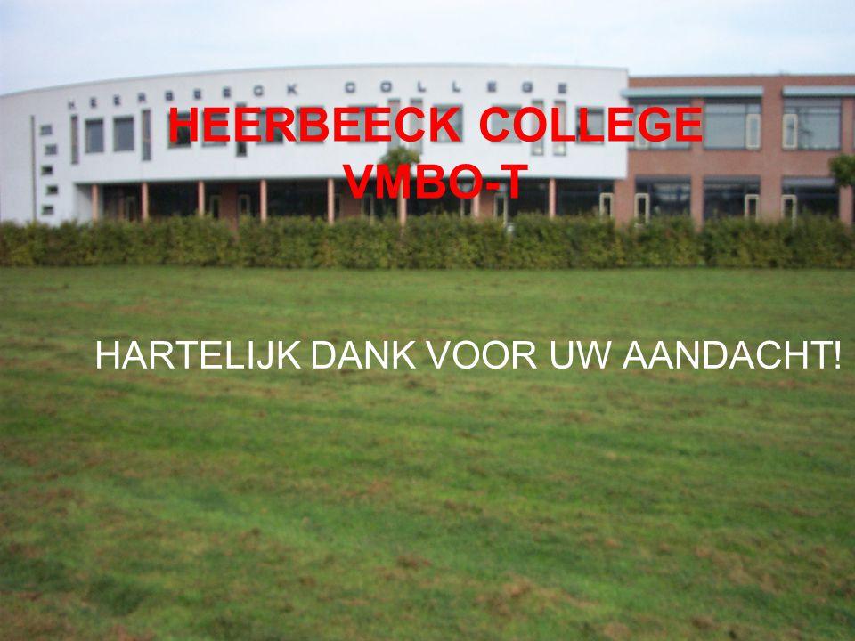 HEERBEECK COLLEGE VMBO-T