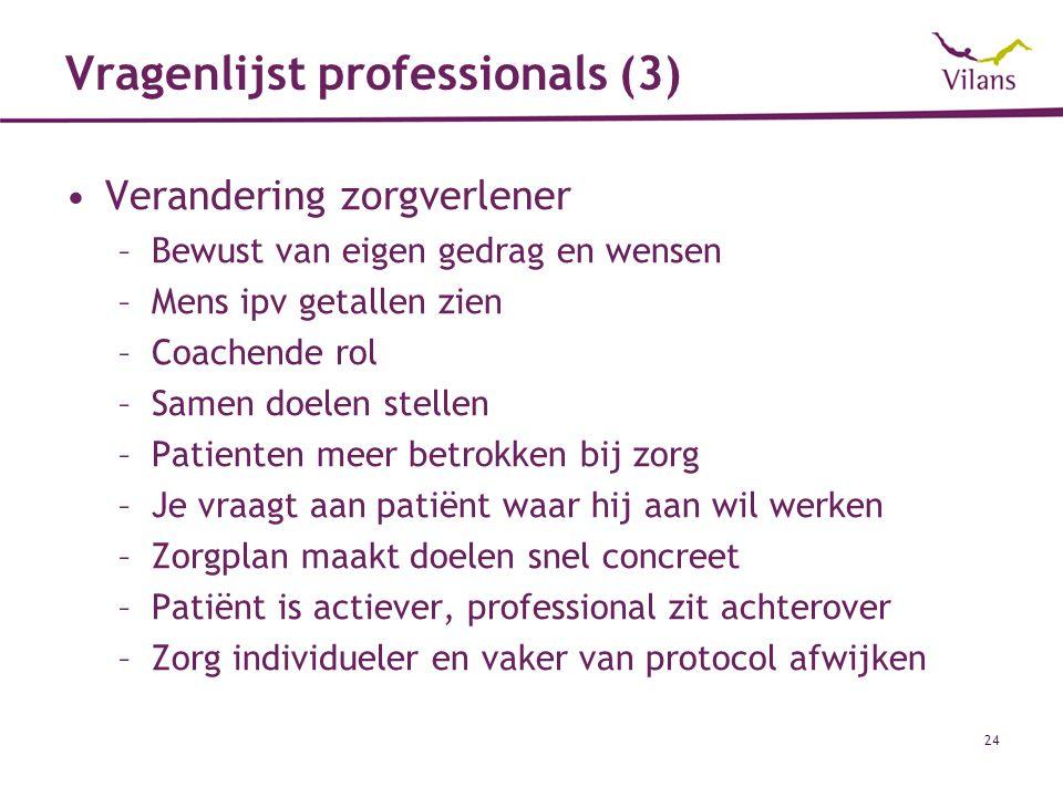 Vragenlijst professionals (3)