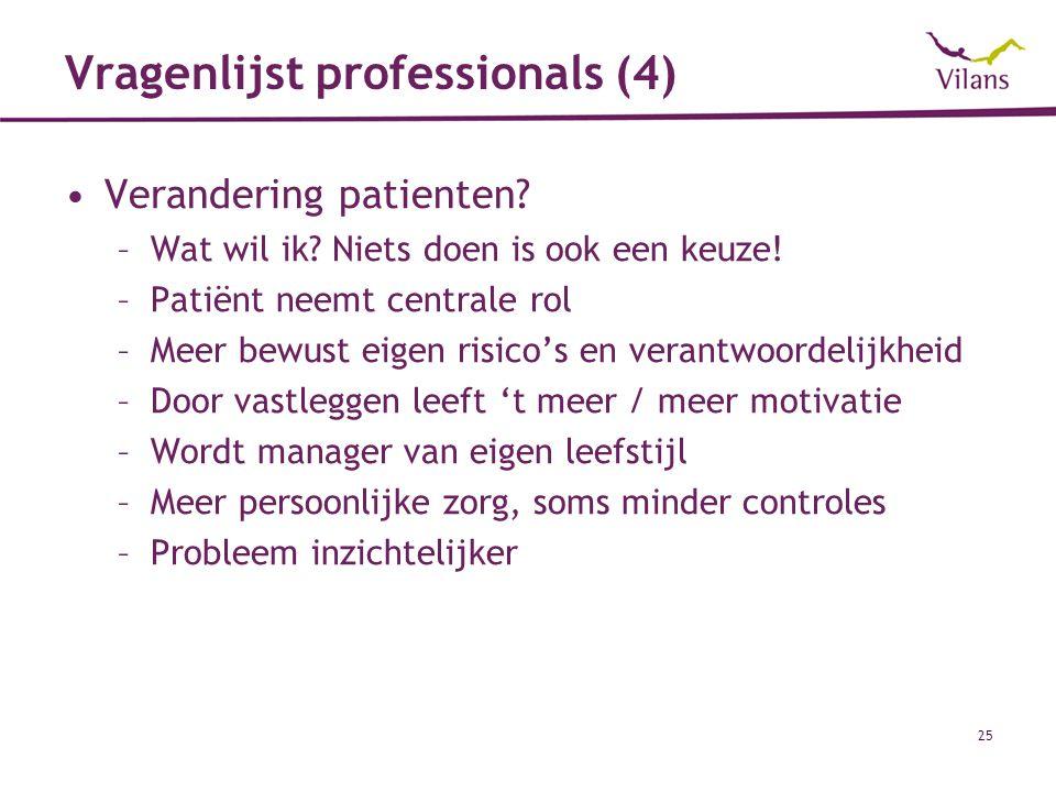 Vragenlijst professionals (4)