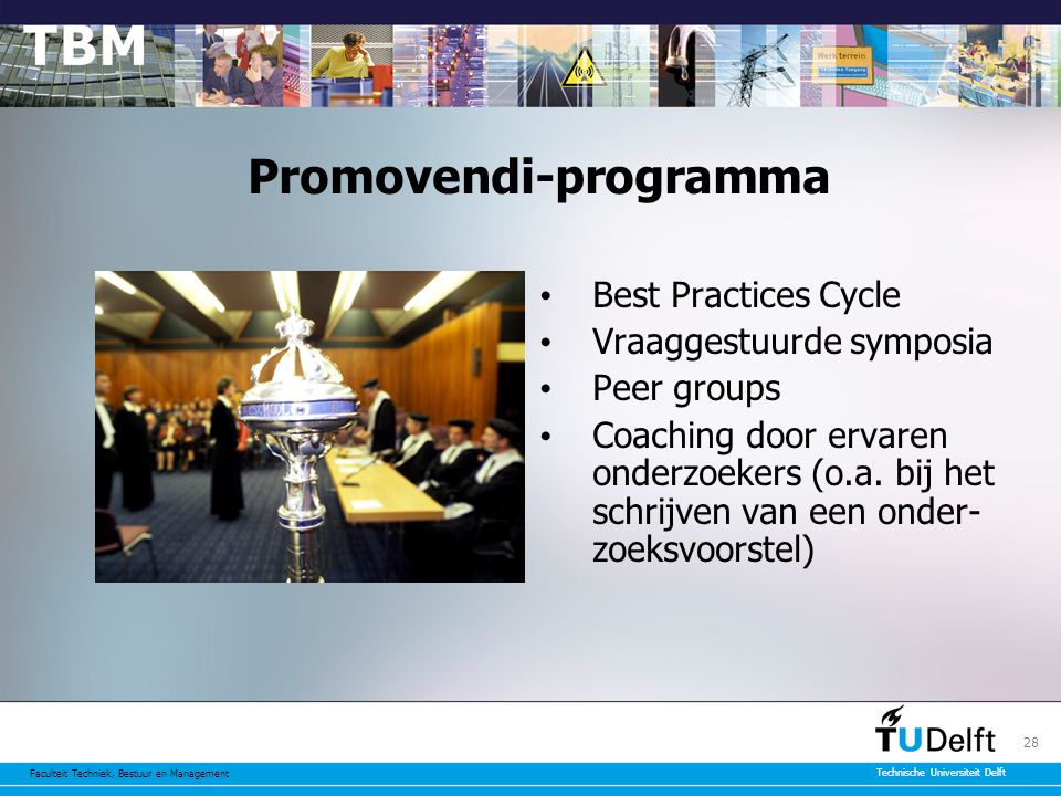Promovendi-programma