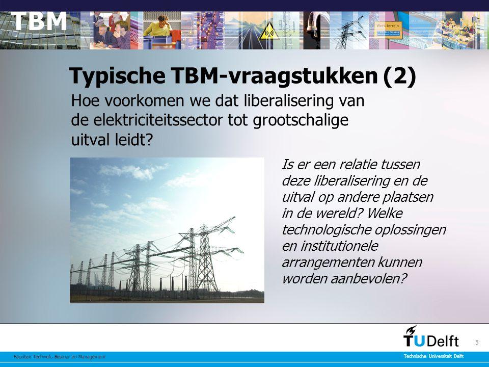 Typische TBM-vraagstukken (2)