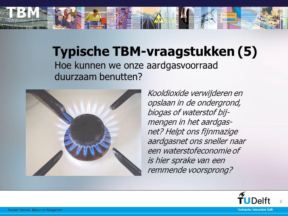 Typische TBM-vraagstukken (5)