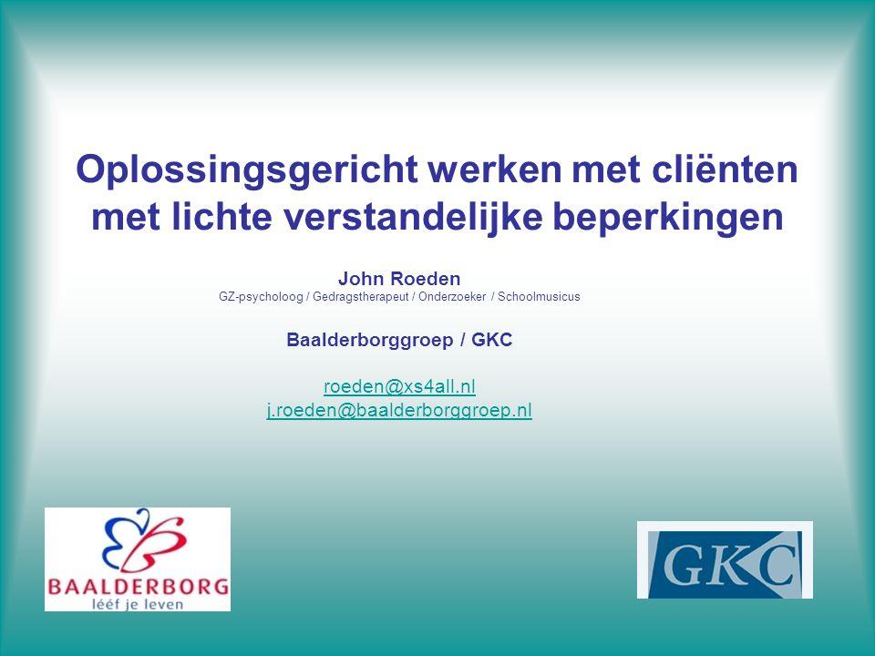Baalderborggroep / GKC