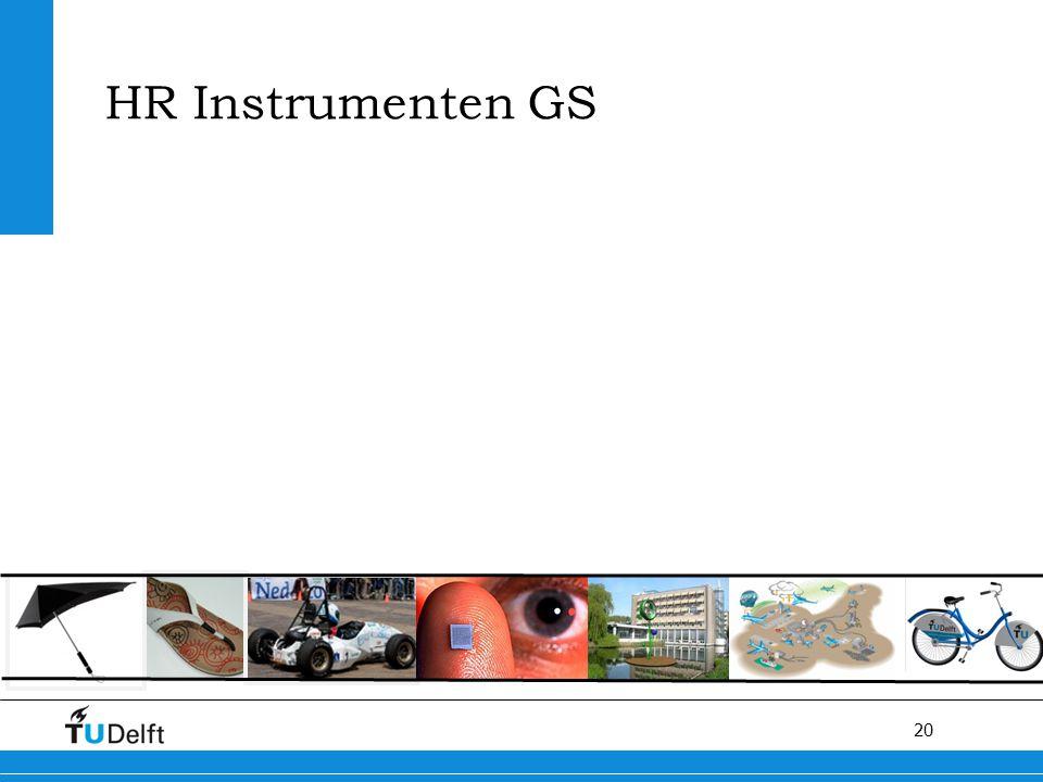 HR Instrumenten GS
