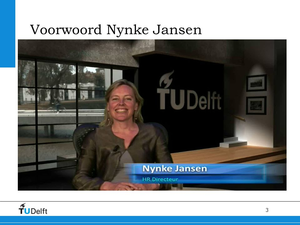 Voorwoord Nynke Jansen