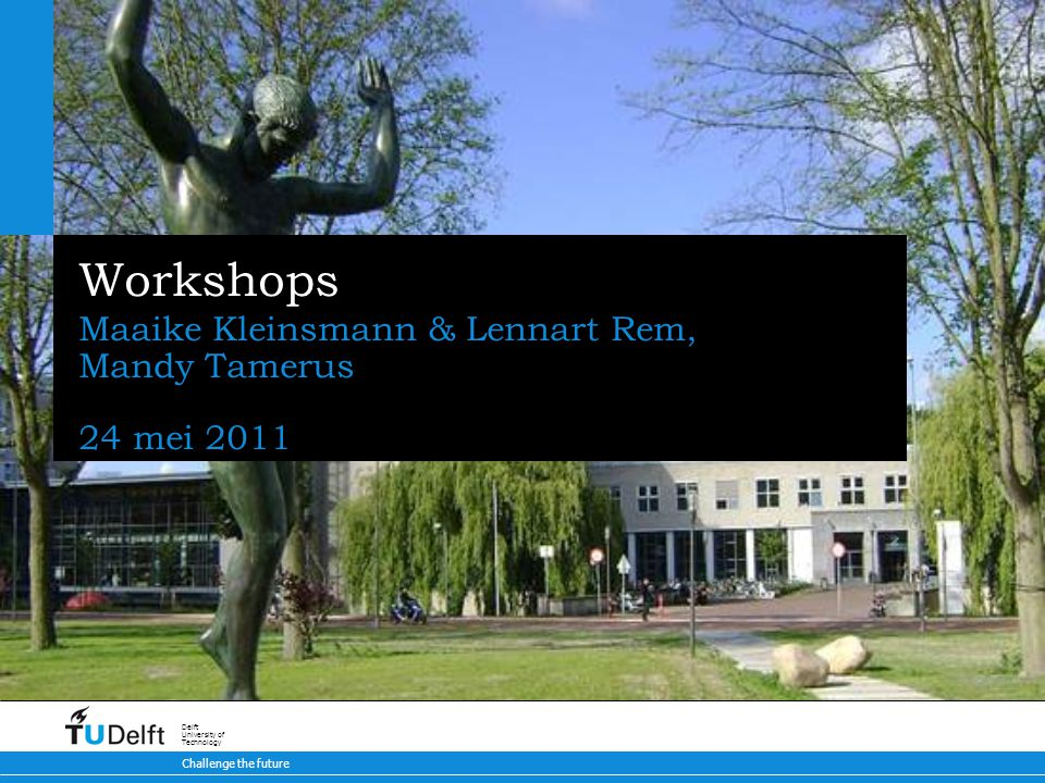 Maaike Kleinsmann & Lennart Rem, Mandy Tamerus 24 mei 2011