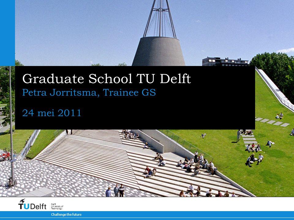 Graduate School TU Delft