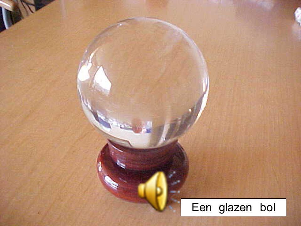 Een glazen bol
