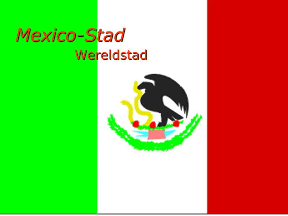 Mexico-Stad Wereldstad