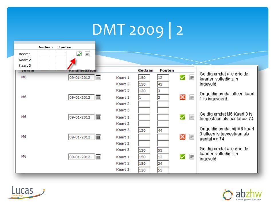 DMT 2009 | 2
