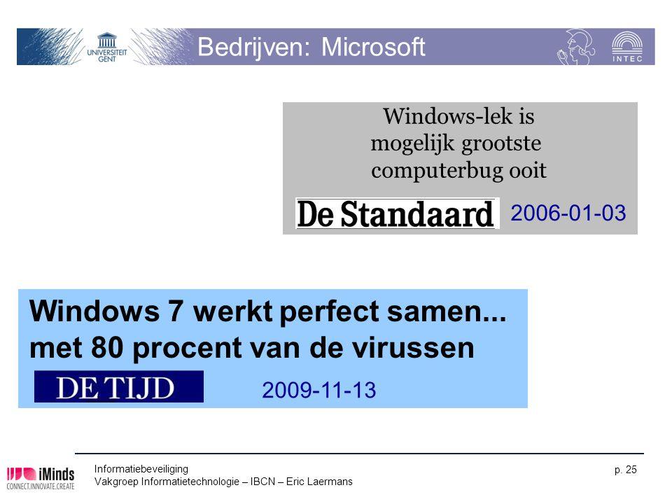 Windows-lek is mogelijk grootste computerbug ooit