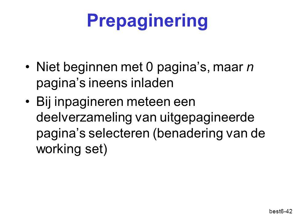 Prepaginering Niet beginnen met 0 pagina's, maar n pagina's ineens inladen.