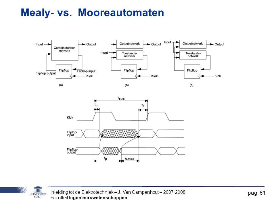 Mealy- vs. Mooreautomaten