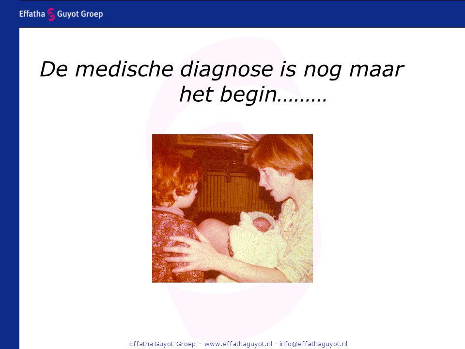 Effatha Guyot Groep – www.effathaguyot.nl - info@effathaguyot.nl
