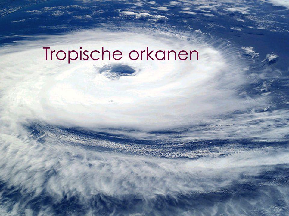Tropische orkanen