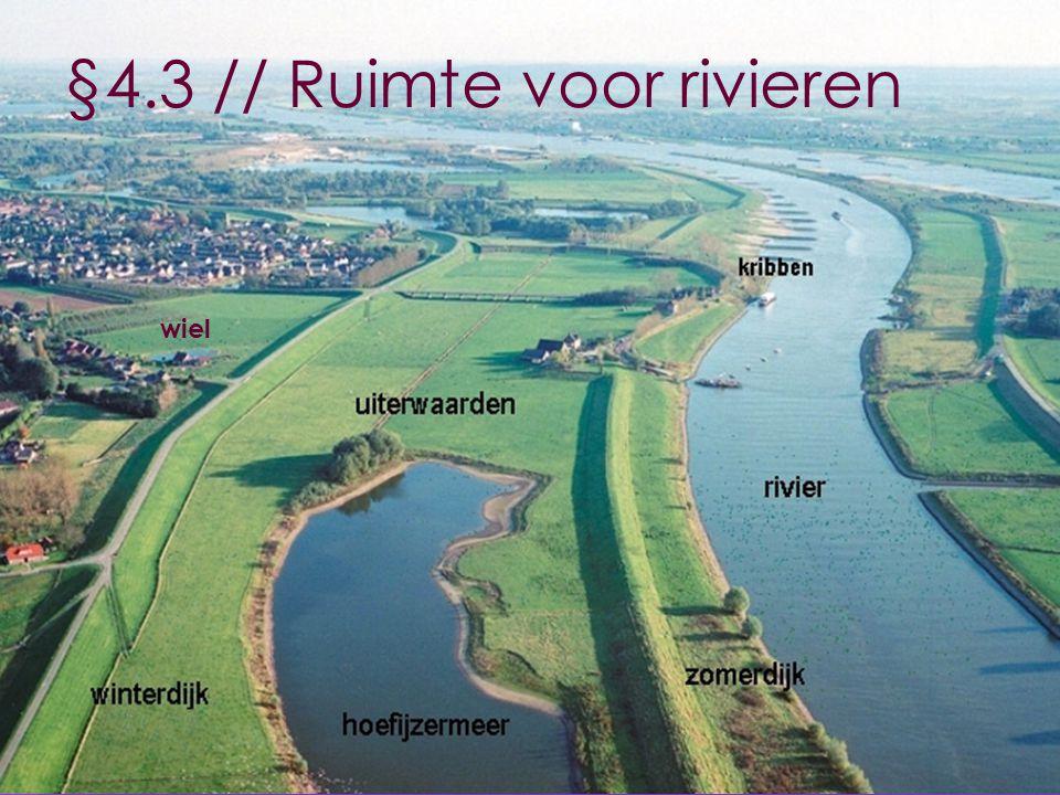 §4.3 // Ruimte voor rivieren