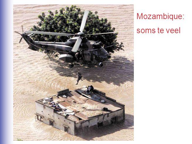 Mozambique: soms te veel 2