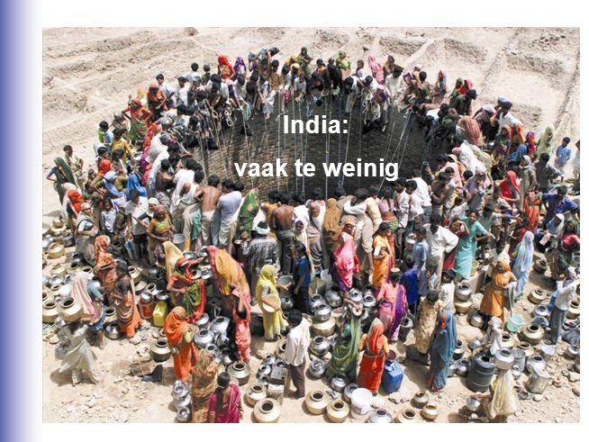 India: vaak te weinig 3