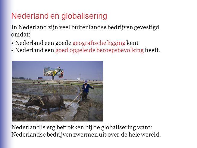 Nederland en globalisering