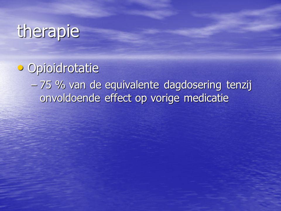 therapie Opioidrotatie