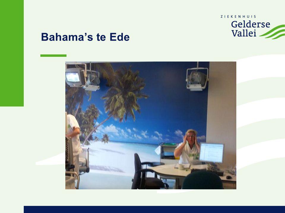 Bahama's te Ede