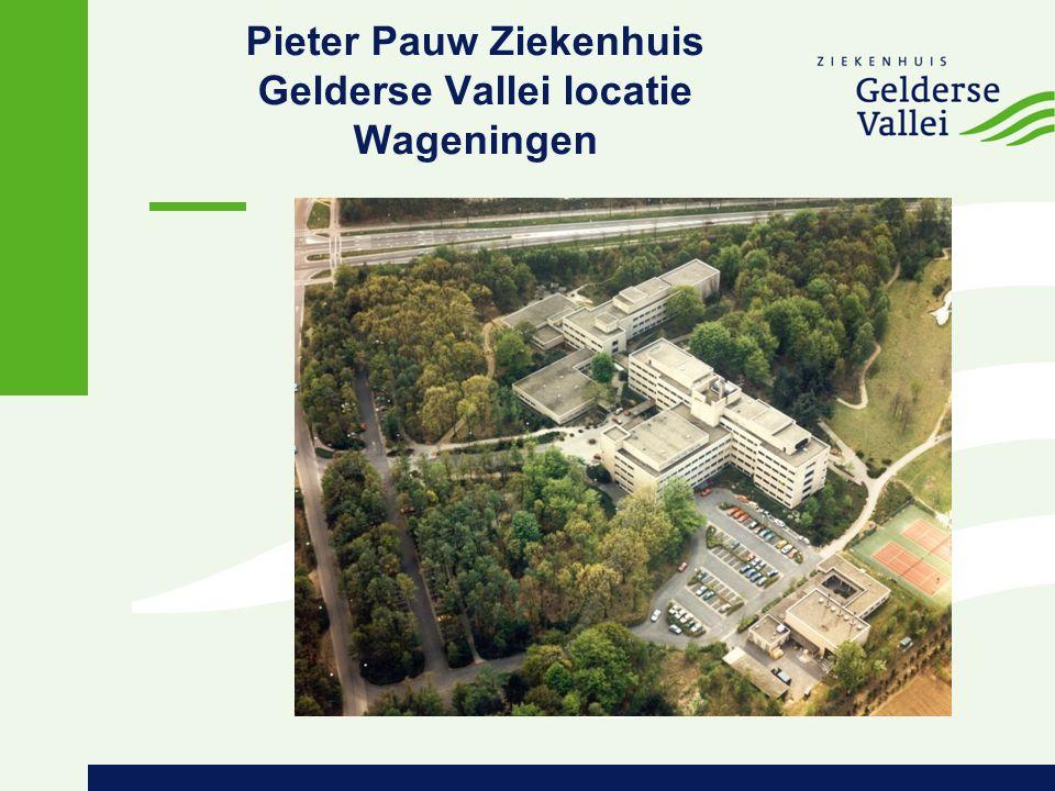 Pieter Pauw Ziekenhuis Gelderse Vallei locatie Wageningen