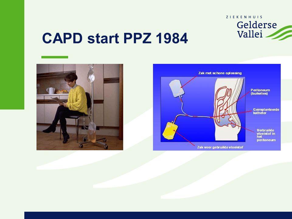 CAPD start PPZ 1984