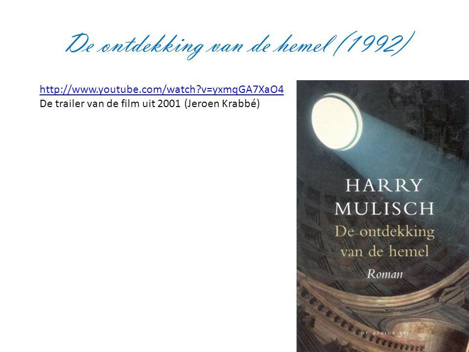 De ontdekking van de hemel (1992)