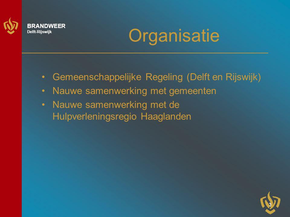 Organisatie Gemeenschappelijke Regeling (Delft en Rijswijk)