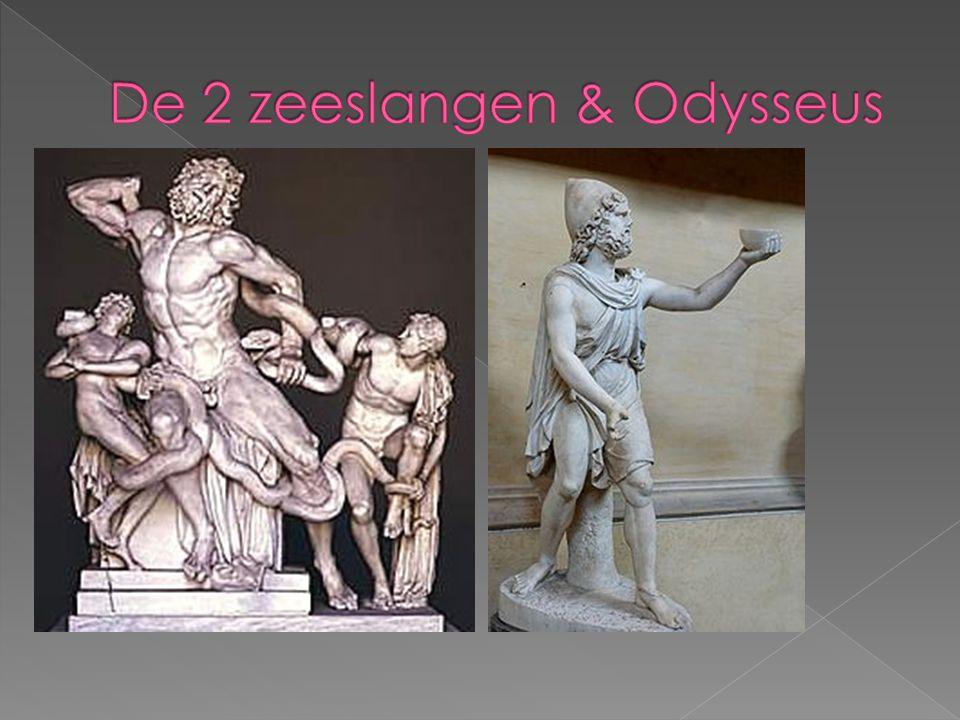 De 2 zeeslangen & Odysseus